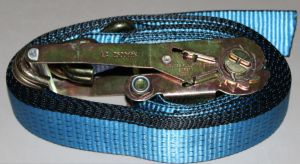 Nylon Round/Flat Ratchet Belts/Lashing Belts