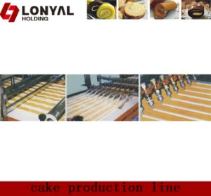 Fully-Automatic Layer Cake and Swiss Roll Production Line