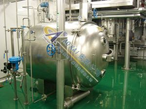 Round Type Vacuum Dryer pictures & photos