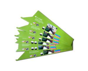 Custom Color Paperboard Hangtag