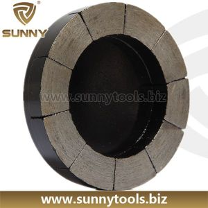 Satellite Grinding Wheel for Rough Granite Slabs Polishing (SY-GW-001) pictures & photos