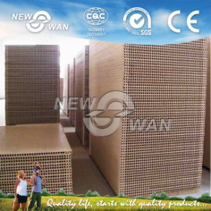 Hollow Core Particleboard, Door Core Particleboard pictures & photos