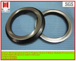 ODM Bearing Steel Made Floating Seals Used as Motor Reducer Parts pictures & photos