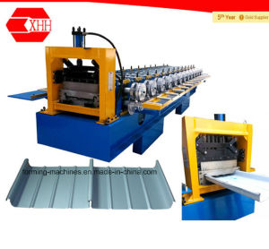 Forming Machine for Straight & Tapered Standing Seam Roofing pictures & photos