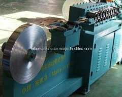 Spiral Flexible Aluminum Foil Duct Machine pictures & photos