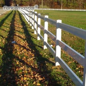3 Rail Horse Fencing pictures & photos
