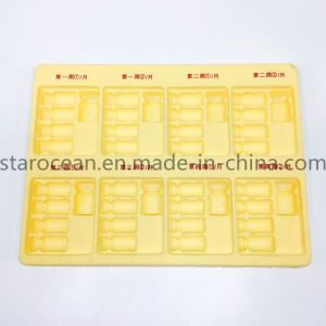 Flocking Tray for Cosmetic, Plastic Packaging pictures & photos