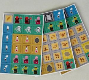 Cute Cartoon Printing Paper Game Cards pictures & photos