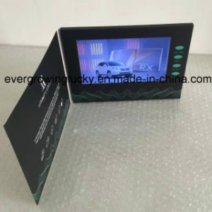 7.0 Inch A5 Size LCD Video Greeting Card pictures & photos