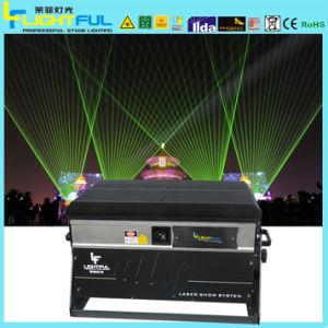 5-20W Outdoor Green Dt40kpss Ilda Animation Laser Show System