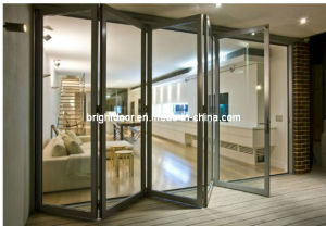 Aluminium Folding Door China Manufacturer pictures & photos