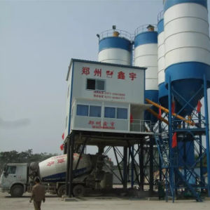 Ready-Mixed Concrete Mixing Plant (HZS180) pictures & photos