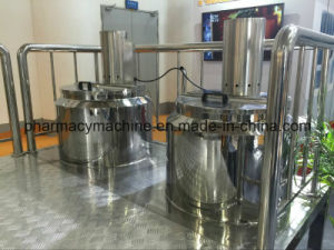 Zrj Series Cosmetc Vacuum Homogenizing Emulsifying Machine pictures & photos