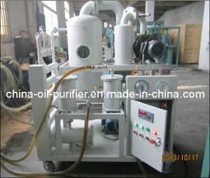 Transformer Oil Filtration Machine, Zhongneng High Precision Transformer Oil Filtration Machine pictures & photos