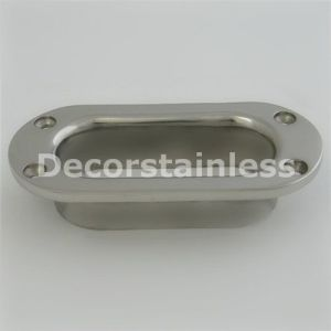Stainless Steel Oval Hawse Pipe Marine Hardware pictures & photos
