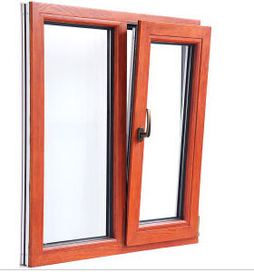 Aluminum Casement Window with High Quality Titl- Turn Window pictures & photos