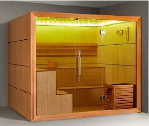 Monalisa New Style 6 People Africa Wood Sauna Room M-6052 pictures & photos