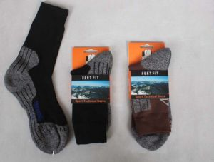 Coolmax Cotton Blended Outdoor Socks