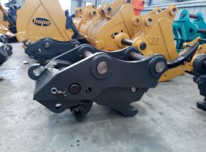 Mechanical Quick Hitch for Excavator pictures & photos