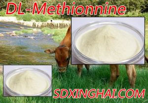 Factory Supply Animal Feed Additive Methionine in Feed Grade