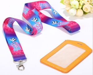 Custom Nylon Sublimation Luggage Blet Ribbon pictures & photos