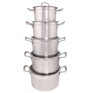 Stainless Steel Cookware pictures & photos