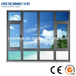 Thermal Break Aluminum/Aluminium Casement Window for Sales pictures & photos