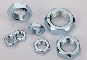 DIN439 Hex Thin Nut with High Quality pictures & photos