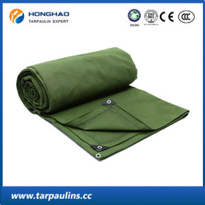Waterproof Tarpaulin with Organic Silicon Coating pictures & photos