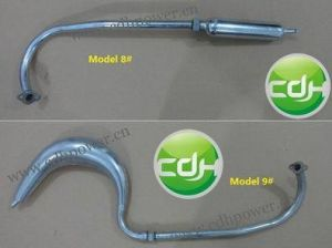 Racing Muffler/Stainless Exhaust/ Voiceless Engine Muffler pictures & photos