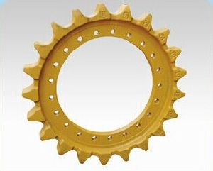 Undercarriage Spare Parts---Sprocket, Segment, Sprocket Rim