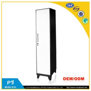 Mingxiu Office Furniture 1 Door Metal Locker/ Single Door Locker pictures & photos