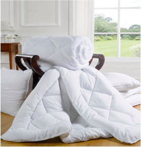 Dimond Quilting White Down Alternative Soft Polyester Comforter pictures & photos