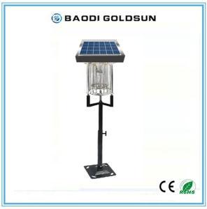 Luxury Design Yard Bungalow Solar Mosquito Killing Lamp pictures & photos
