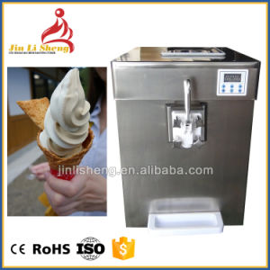 Cones Counter Function Softy Machine Soft Ice Cream pictures & photos