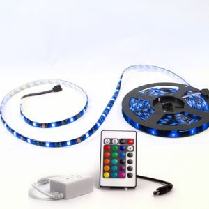 UL Listed 30LEDs 5050 LED 12V Strips pictures & photos
