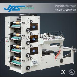 Four Colour Label Letterpress Printing Machine pictures & photos