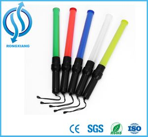 LED Traffic Strobe Baton Light Safety Expandable Baton Flash Light pictures & photos