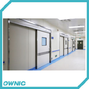 Qtdm-18 Automatic / Manual Hermetic Doors for Hospital pictures & photos