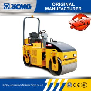XCMG 3t Light Vibratory Double Road Rollers Xmr30e/30 pictures & photos