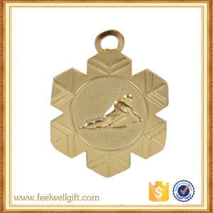 Factory Price Antique Custom Blank Insert Sports Award Metal Medal pictures & photos