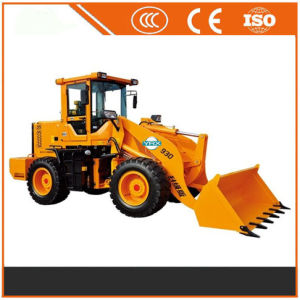 Ce Approved Wheel Loader with Load Capacity 3000kg pictures & photos