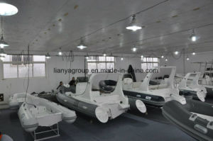 Liya 6.6m Fast Rib Boat Rib Inflatable Boat Manufacturers pictures & photos