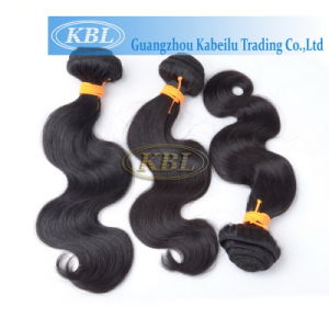 3A Indian Human Hair Weft pictures & photos