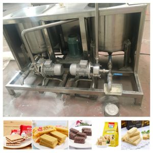 High Production Wafer Biscuit Machine in China pictures & photos