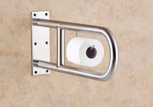 Stainless Steel Bathroom Disability Safety Grab Rail (8812) pictures & photos