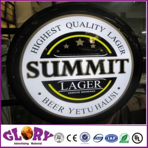 LED Acrylic Light Box Thermoformed Advertising Shop Display pictures & photos