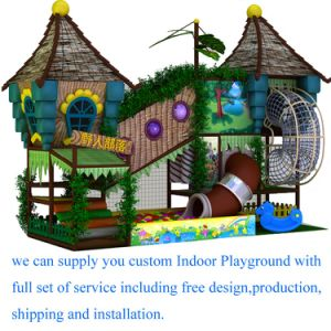 China Manufacturer Price for Cafe House Theme Indoor Amusement Park Equipment pictures & photos