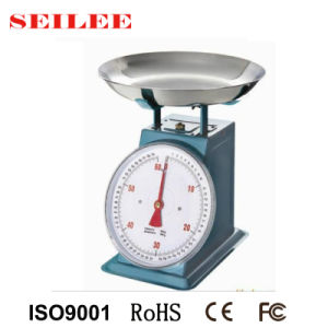 60kg Mechanical Household Kitchen Scale pictures & photos