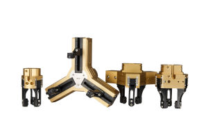 Pneumatic 3-Jaw Parallel Gripper pictures & photos